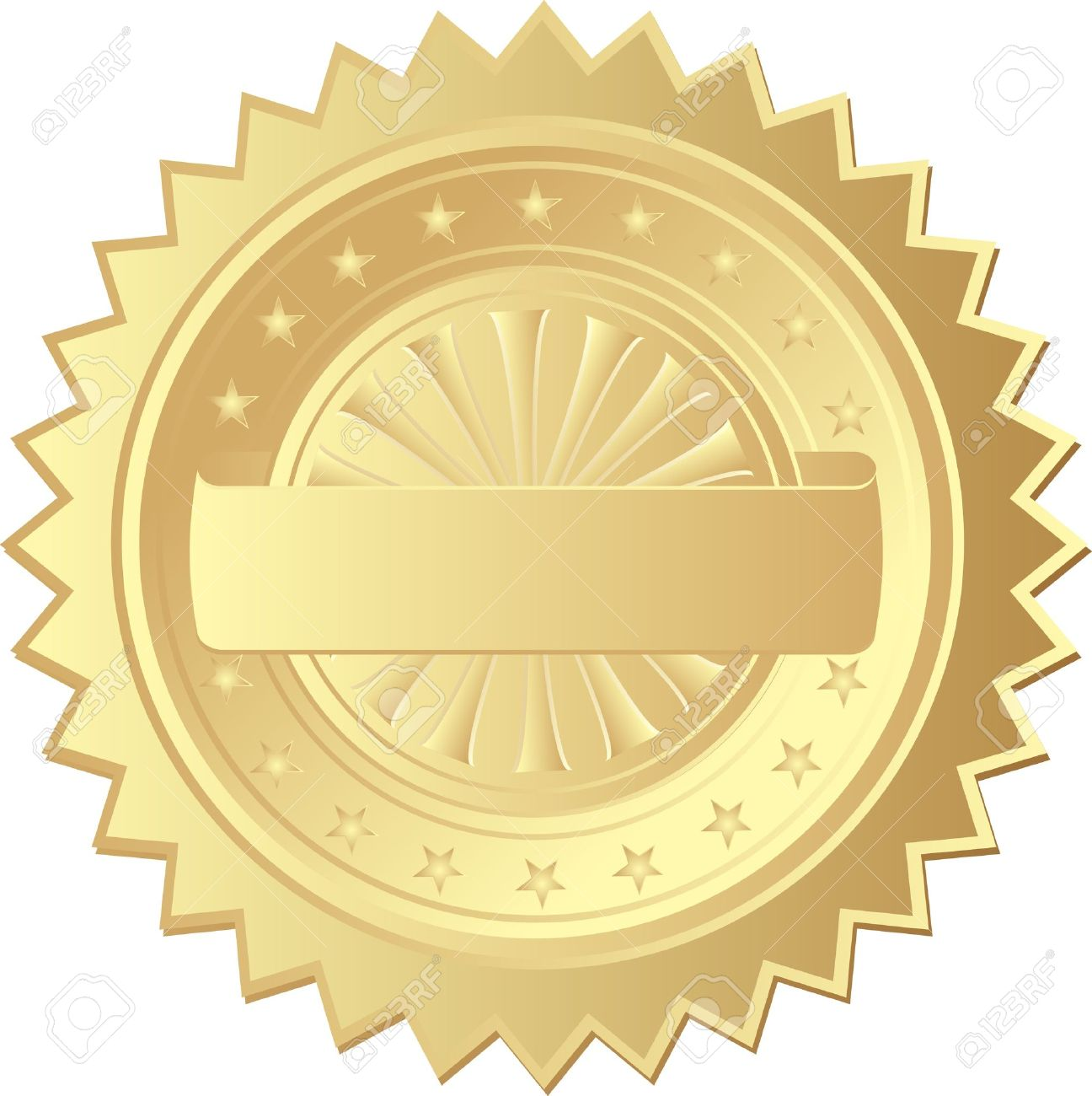Official seal clipart picture transparent download Gold Seal Royalty Free Cliparts, Vectors, #467684 ... picture transparent download