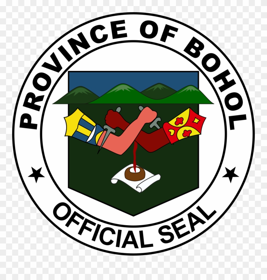 Official seal clipart png transparent library Bohol Seal - Province Of Antique Official Seal Clipart ... png transparent library