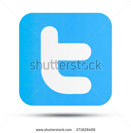 Official twitter clipart 2015 image royalty free Twitter Logo Stock Photos, Royalty-Free Images & Vectors ... image royalty free