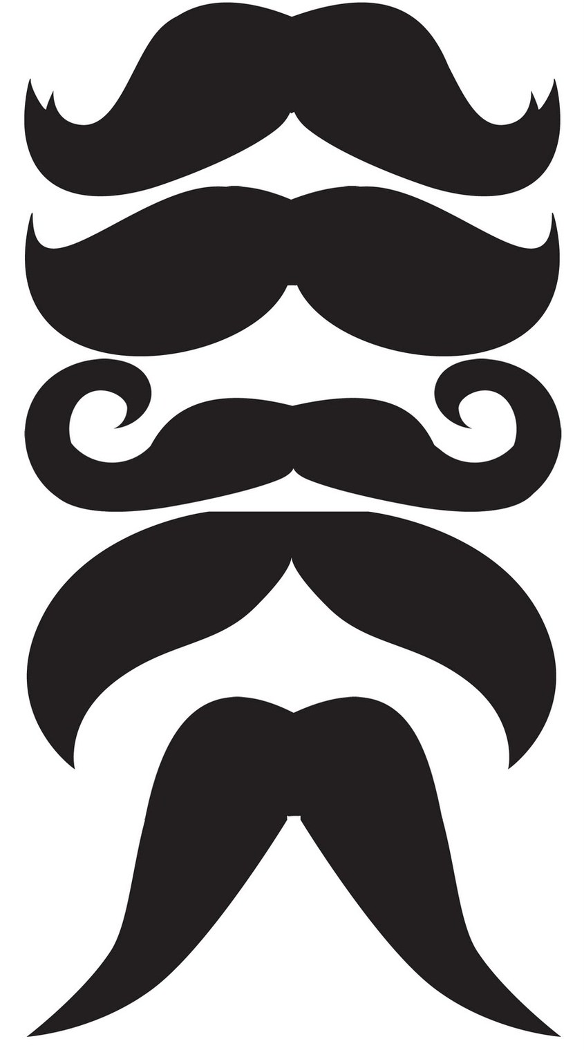 Oh boy clipart stock Oh Boy Mustaches Bow Ties Crafting Moo Clipart - Clip Art Library stock