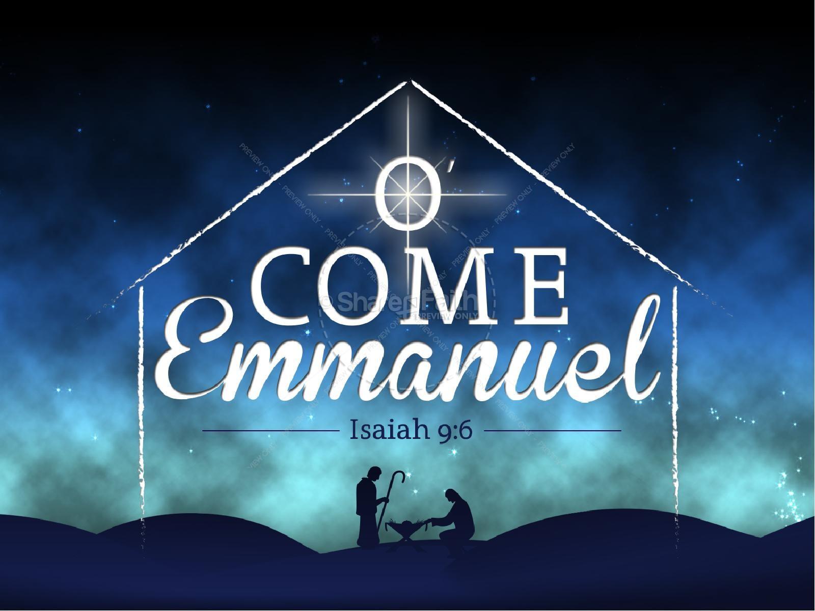 Oh come emmanuel clipart png transparent stock O Come Emmanuel PowerPoint Sermon | Christmas PowerPoints png transparent stock