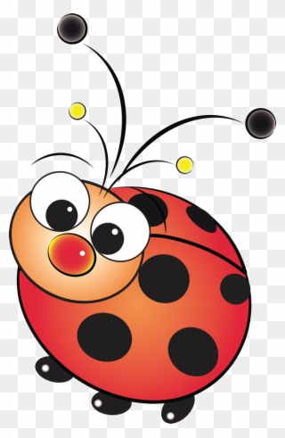 Oh so sweet ladybug clipart vector freeuse library Free PNG Cute Ladybug Clip Art Download - PinClipart vector freeuse library