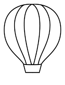 Oh the places you ll go hot air balloon clipart picture transparent Dr S Inspired Oh the Places You\'ll Go Hot Air Balloons/Career Day Lesson picture transparent