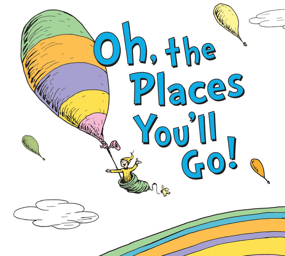 Oh the places you-ll go clipart png Oh The Places You\'ll Go Clipart - 59 cliparts png