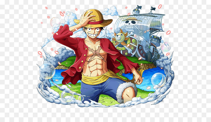 Ohe clipart picture freeuse download Luffy One Piece clipart - Cartoon, Art, Illustration ... picture freeuse download