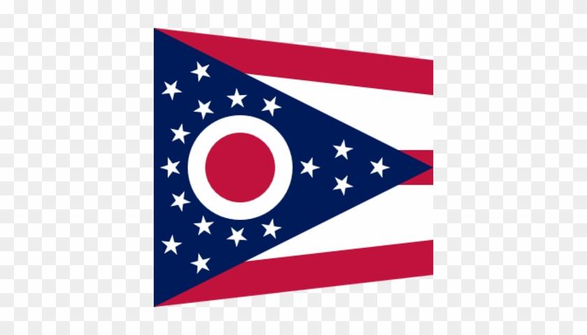 Ohio flag clipart clip transparent download Flag Of Ohio Gif - Free Transparent PNG Clipart Images Download clip transparent download