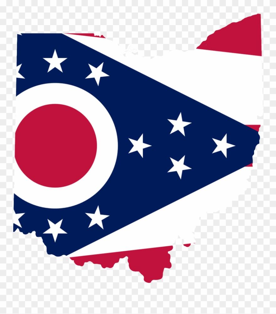 Ohio flag clipart free library Ohio State Flag Png Clipart (#56527) - PinClipart free library