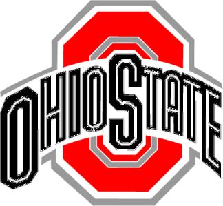 Ohio state buckeyes logo clip art svg black and white Ohio State Clipart - Clipart Kid svg black and white