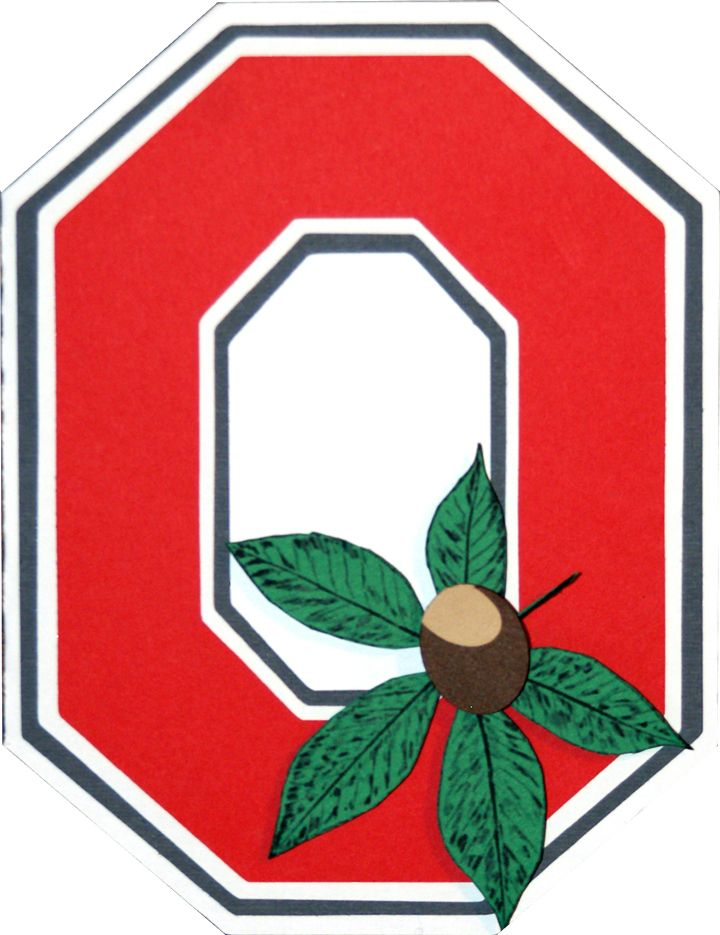 Ohio state buckeyes logo clip art graphic library stock Free ohio state buckeyes clipart - ClipartFest graphic library stock