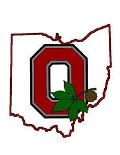 Ohio state buckeyes logo clip art banner royalty free library Ohio State University Clip Art - ClipArt Best banner royalty free library