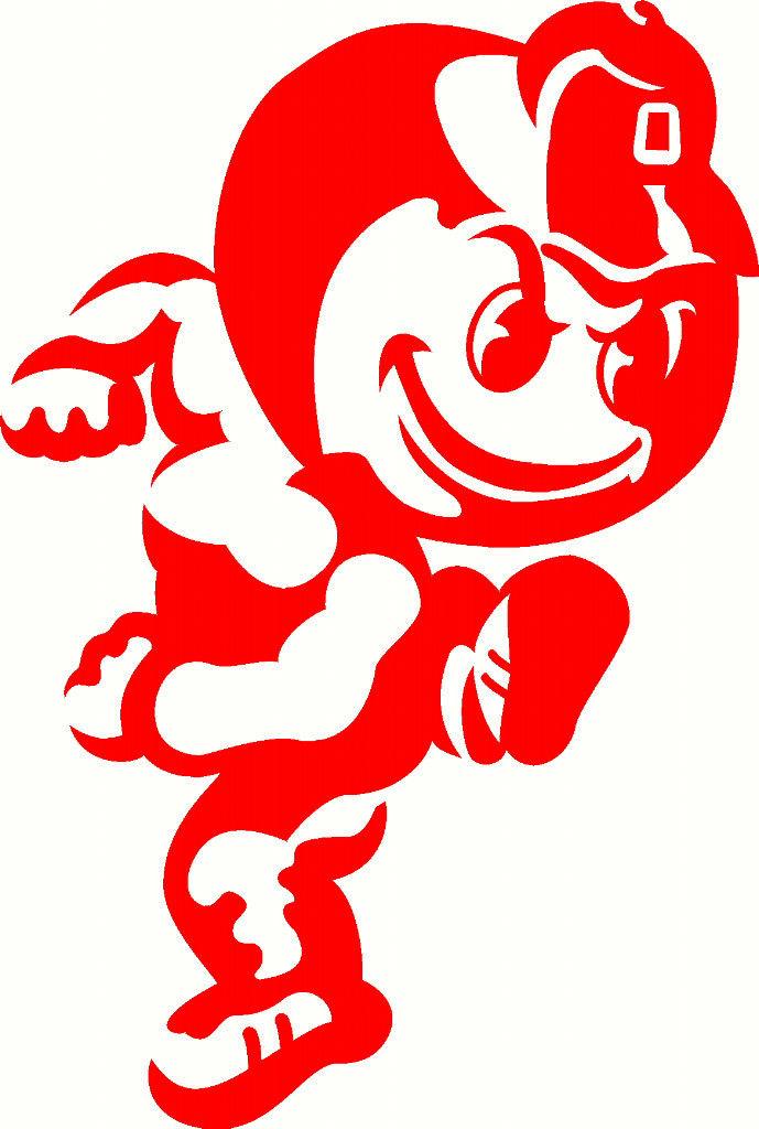 Ohio state buckeyes logo clip art image royalty free library Ohio state brutus clipart - ClipartFest image royalty free library