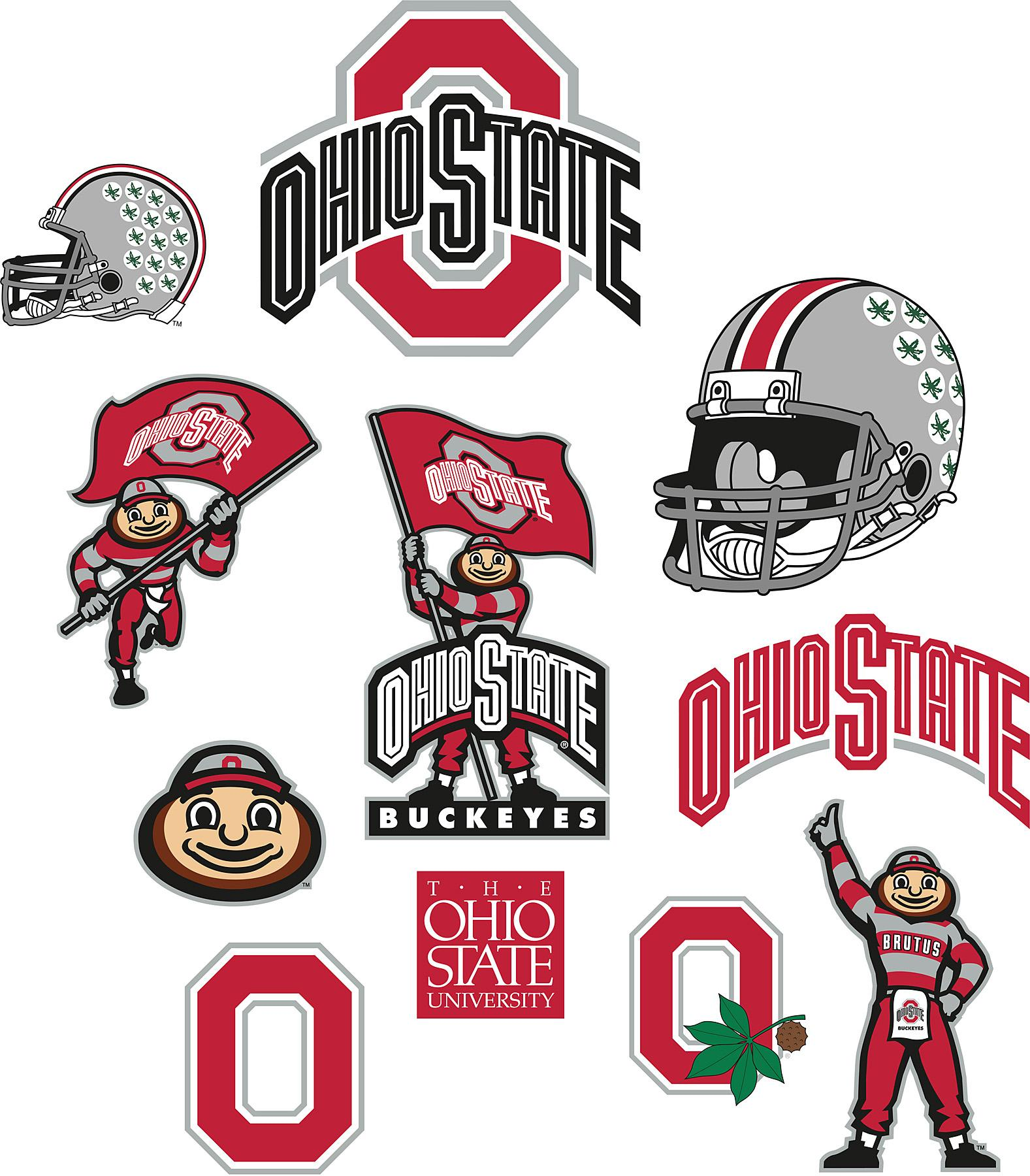 Ohio state buckeyes logo clip art svg Ohio state buckeyes logo clip art - ClipartFest svg
