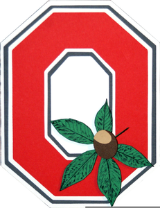 Ohio state clipart free vector library library Ohio State Football Clipart | Free Images at Clker.com - vector clip ... vector library library