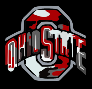 Ohio state logo clipart clip art black and white Ohio state football clipart free - ClipartFest clip art black and white