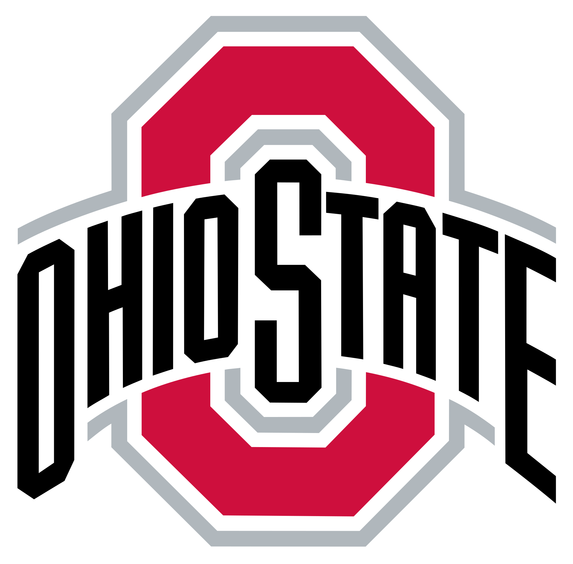 Ohio state logo clipart graphic download Ohio State University Logo Font - Vector And Clip Art Inspiration • graphic download