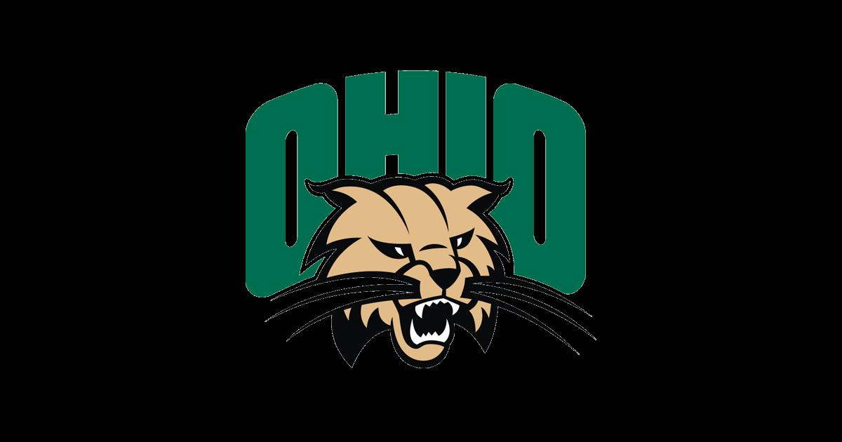 Ohio state vs michigan football clipart svg royalty free download 2014 Ohio Bobcats Football Schedule svg royalty free download