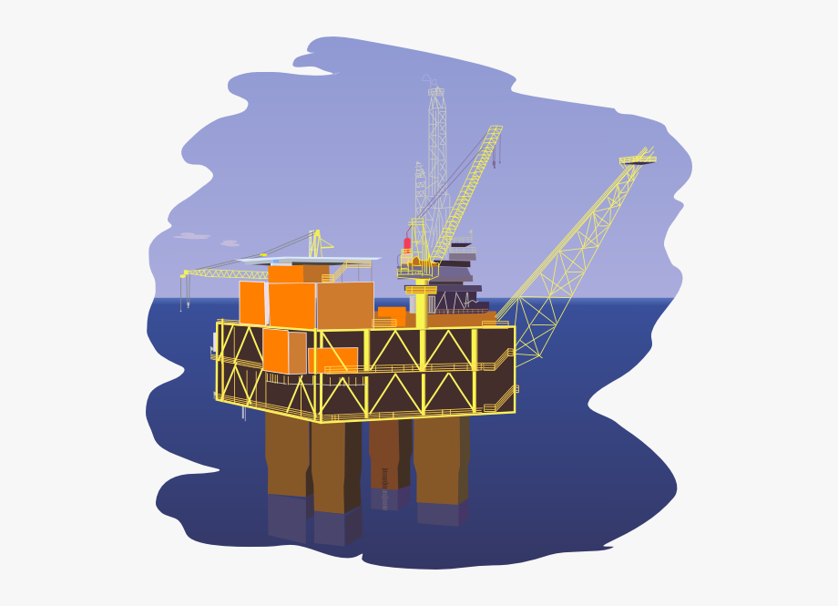 Oil derrick clipart free banner library Oil Rig Clip Art #2126689 - Free Cliparts on ClipartWiki banner library
