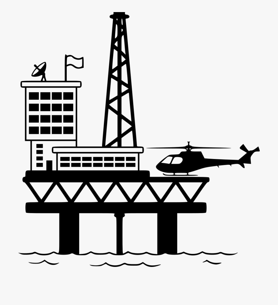 Oil rig images clipart jpg free download Oil And Gas Platform Icon #231547 - Free Cliparts on ClipartWiki jpg free download