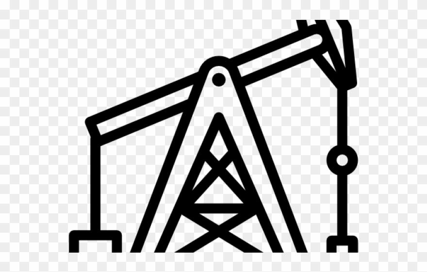 Oil drilling clipart vector transparent Oil Rig Clipart Pump Jack - Png Download (#2935577) - PinClipart vector transparent