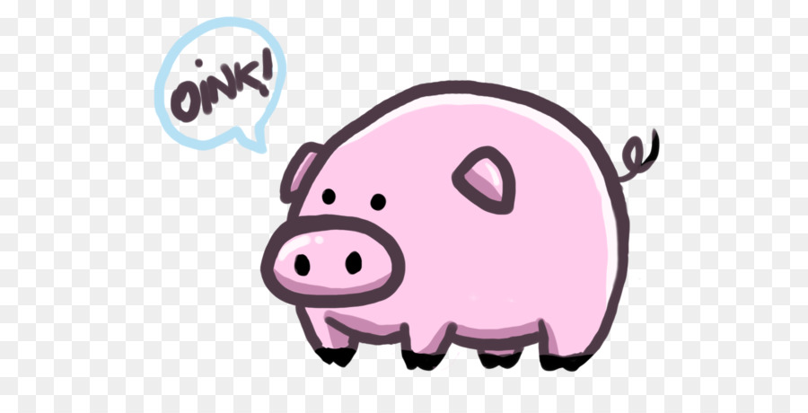 Library of oink png transparent download png files Clipart