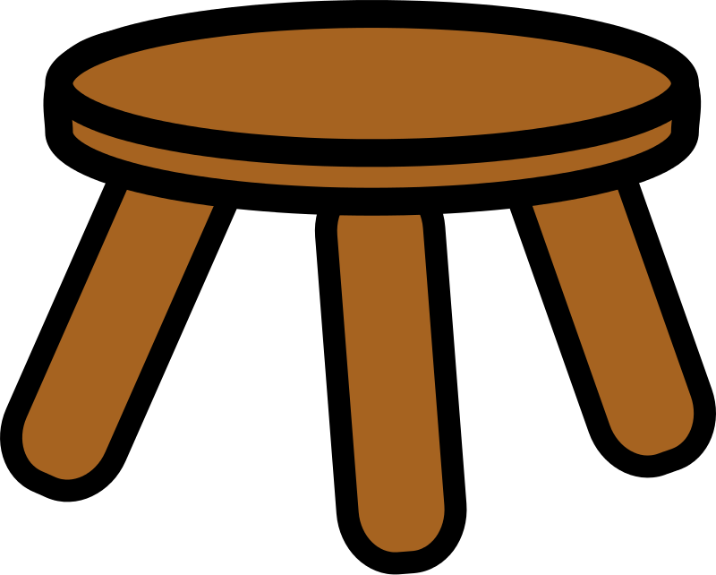 Oittsburgh stweler thanksgiving clipart clipart library stock Stool Clip Art & Images - Free for Commercial Use | Clipart ... clipart library stock