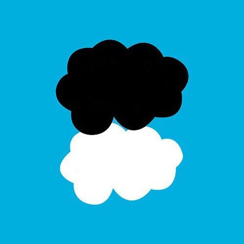 Okay okay clouds blank clipart graphic library download The fault in our stars cloud template   Books and Quotes   Star ... graphic library download