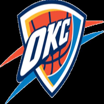 Okc logo clipart graphic freeuse stock 96+ Oklahoma City Thunder Clipart | ClipartLook graphic freeuse stock