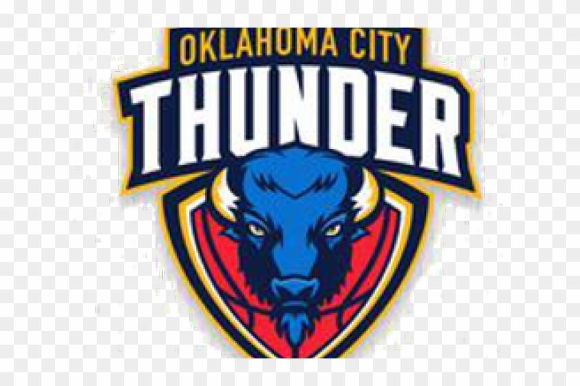 Okc logo clipart svg freeuse download Oklahoma City Thunder Clipart Cool - Oklahoma City Thunder, HD Png ... svg freeuse download