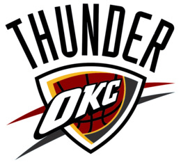 Okc logo clipart vector transparent library Russell Westbrook png download - 440*700 - Free Transparent Oklahoma ... vector transparent library