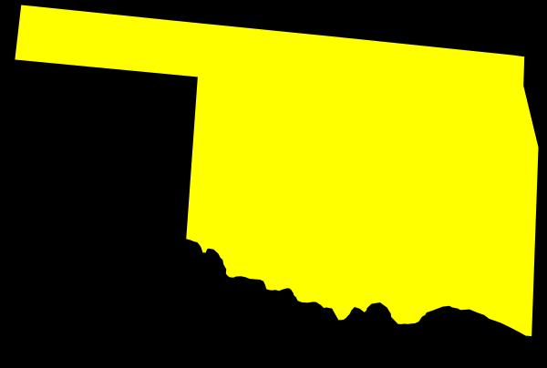 Oklahom clipart clipart download Oklahoma Clip Art at Clker.com - vector clip art online ... clipart download
