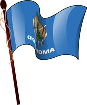 Oklahoma flag clipart image free stock Search Results for oklahoma - Clip Art - Pictures - Graphics ... image free stock