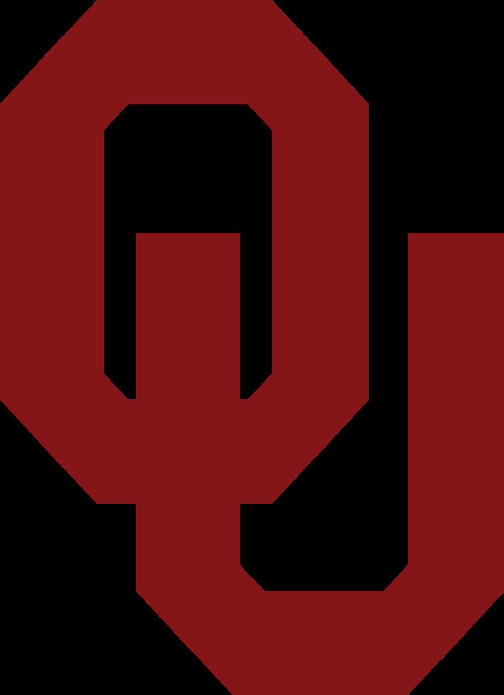 Oklahoma football clipart clipart black and white University of Oklahoma Sooners, NCAA Division I/Big 12 Conference ... clipart black and white
