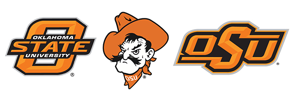 Oklahoma state university logo clipart free stock Official Oklahoma State University logos | News and Information free stock