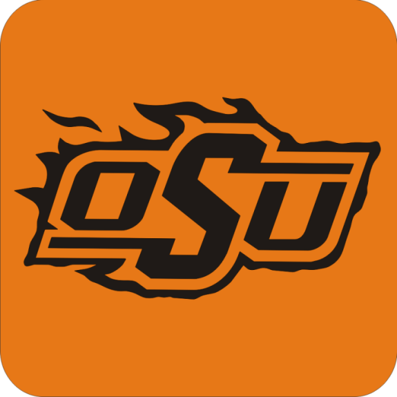 Oklahoma state university logo clipart picture library Laser Magic - OKLAHOMA STATE UNIVERSITY - HC OSU FLAME-ORANGE 02 ... picture library
