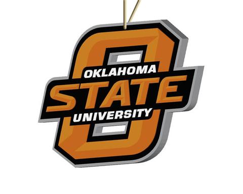 Oklahoma state university logo clipart royalty free stock Oklahoma State Cowboys – ZVerse - 3D Printed Licensed Products royalty free stock