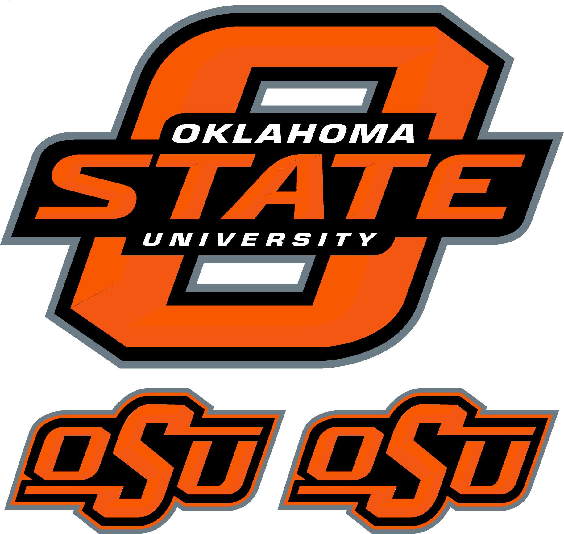 Oklahoma state university logo clipart image Index of /tradespot/College Wallmarx Logos image