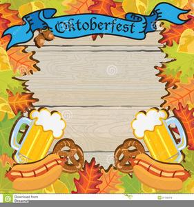 Oktoberfest clipart borders black and white stock Oktoberfest Clipart Borders | Free Images at Clker.com ... black and white stock