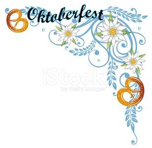 Oktoberfest border clipart vector royalty free library Oktoberfest Border, Decoration premium clipart - ClipartLogo.com vector royalty free library
