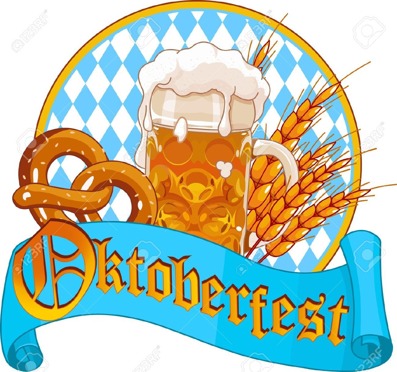 Oktoberfest clipart free download clipart library Oktoberfest Stock Vector Illustration And Royalty Free Oktoberfest ... clipart library