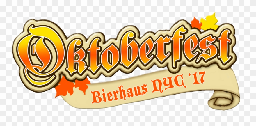 Oktoberfest clipart png jpg library library Oktoberfest Clip Art - Png Download (#1068426) - PinClipart jpg library library