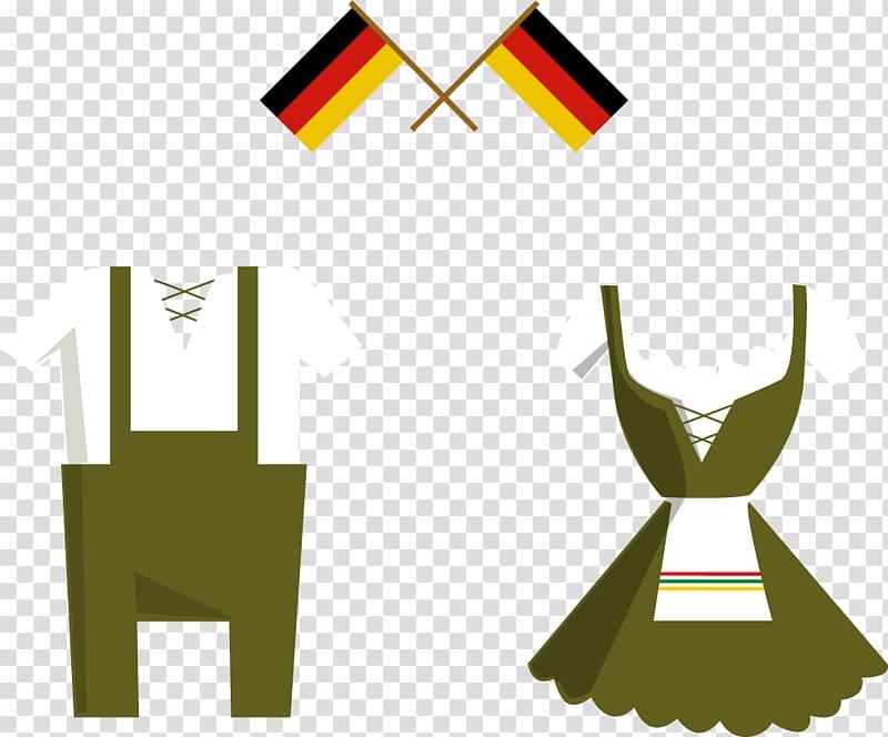 Oktoberfest german flag on pole clipart png banner library Germany Oktoberfest Illustration, German flag and bartender apparel ... banner library
