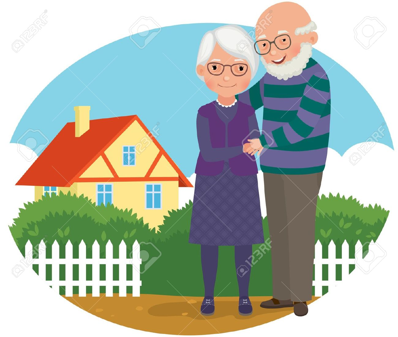 Old age home clipart transparent stock Old age home clipart 2 » Clipart Station transparent stock