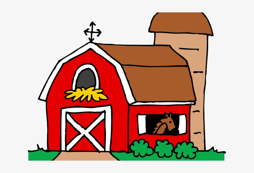 Old barns clipart clipart free Old House Png Royalty - Barn Clipart Transparent PNG ... clipart free