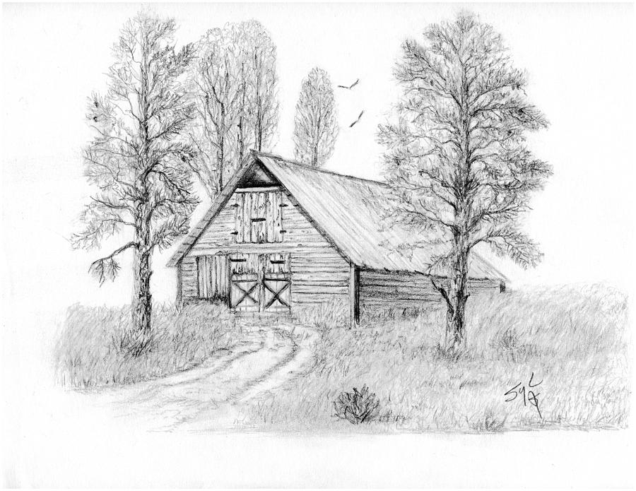 Old barns clipart png royalty free library Free Old Barn Cliparts, Download Free Clip Art, Free Clip ... png royalty free library
