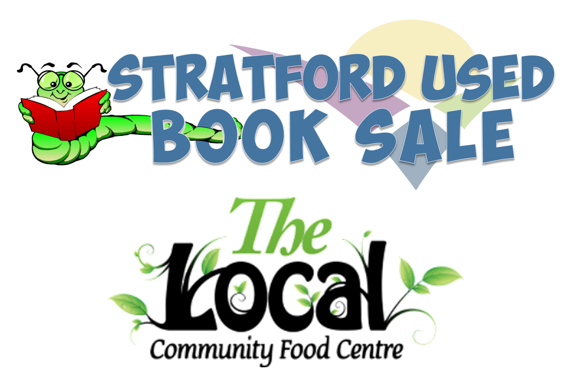 Old book sale clipart clip royalty free stock Stratford Used Book Sale has Moved - PF Solutions clip royalty free stock