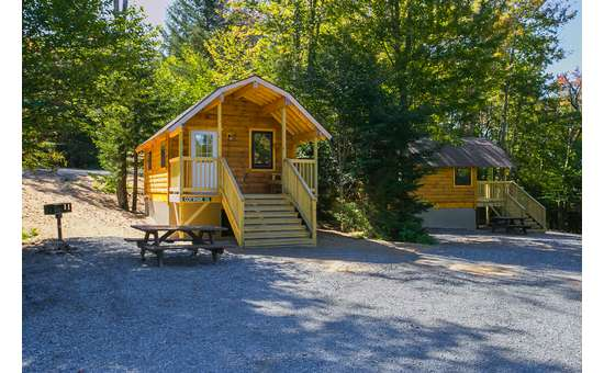Old cabin with tent clipart png free Old Forge Camping Resort Reviews & Info png free