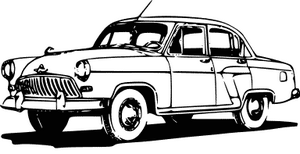 Old car clipart images picture library stock 66+ Classic Car Clipart | ClipartLook picture library stock