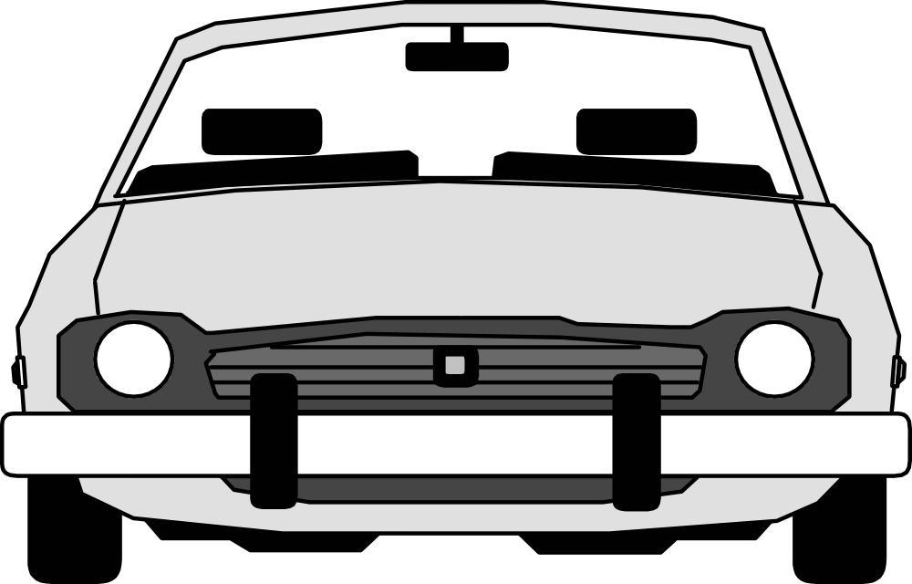 Old car race clipart picture free Car Clipart Front View   Clipart Panda - Free Clipart Images picture free