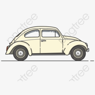 Old car side view clipart clipart library download Car Side View Clipart - Volkswagen Beetle Side View #799481 ... clipart library download