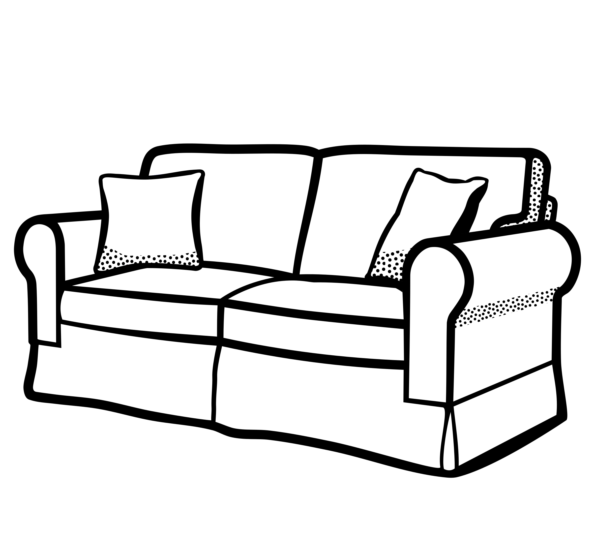 Old couch clipart graphic black and white download Couch clipart old couch, Couch old couch Transparent FREE for ... graphic black and white download